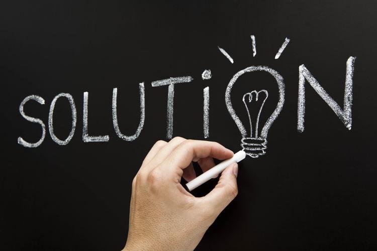 Solusi dalam latar belakang masalah