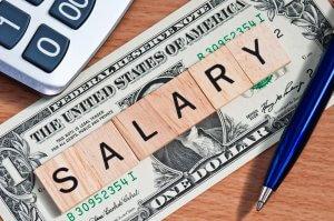 contoh slip gaji terbaru