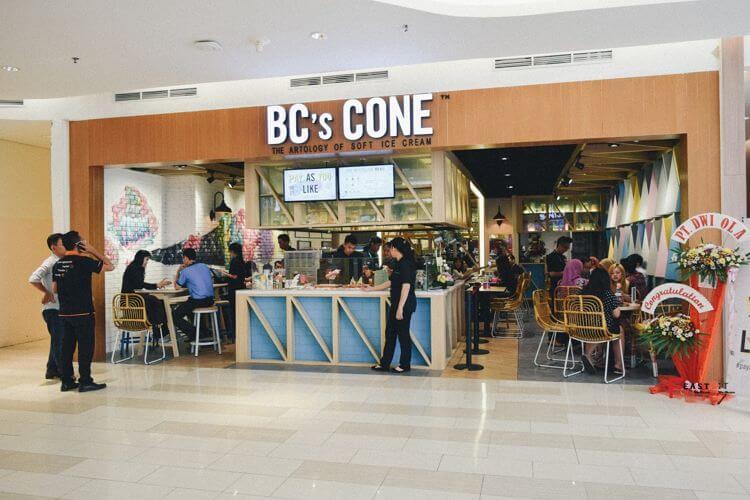 BC'S Cone jakarta