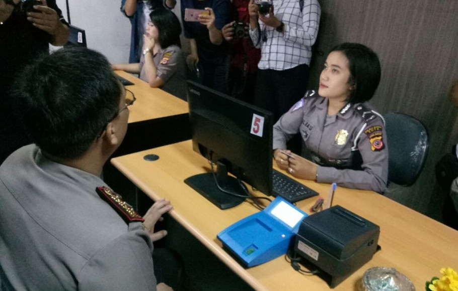 Syarat -syarat Pembuatan SIM