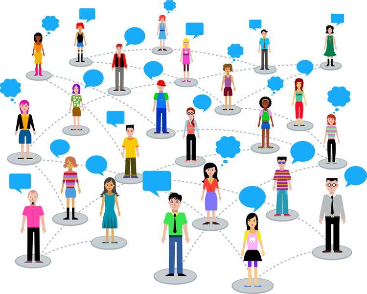 Bentuk-bentuk Interaksi Sosial Asosiatif dan Disosiatif ...