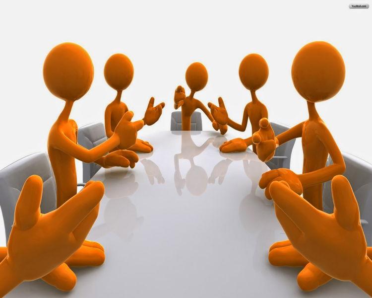 7 Contoh Surat Undangan Rapat Resmi Perusahaan Osis Rt New