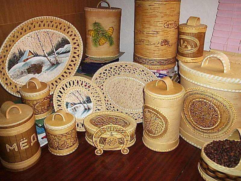 Peralatan Makan dari Bambu