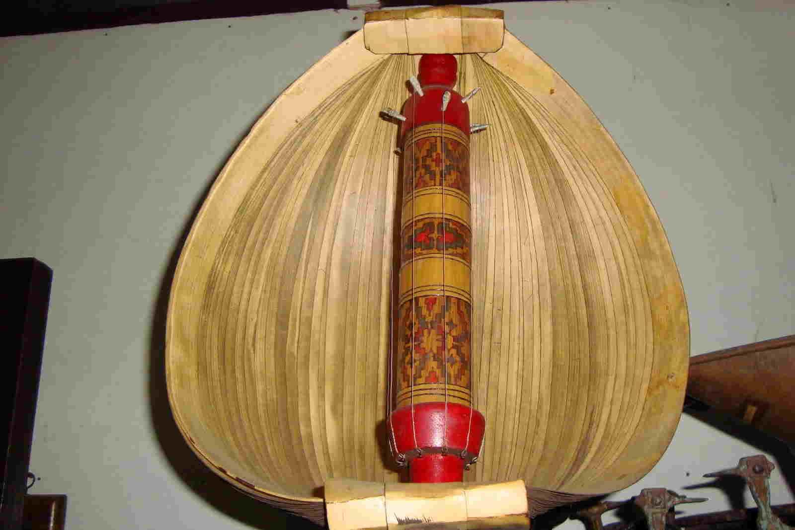 macam alat musik dari bambu