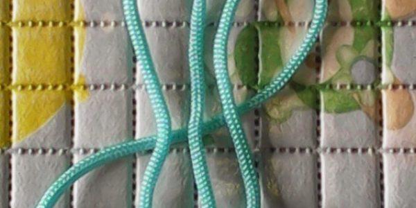 cara membuat tas tali kur 2