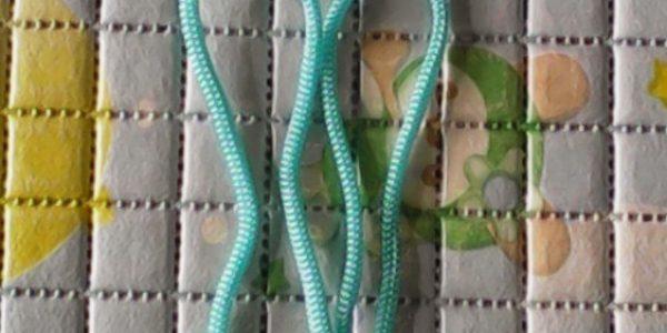 cara membuat tas tali kur