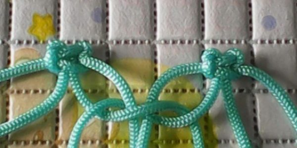 cara membuat tas tali kur 7