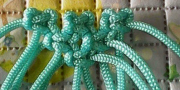 cara membuat tas tali kur 9