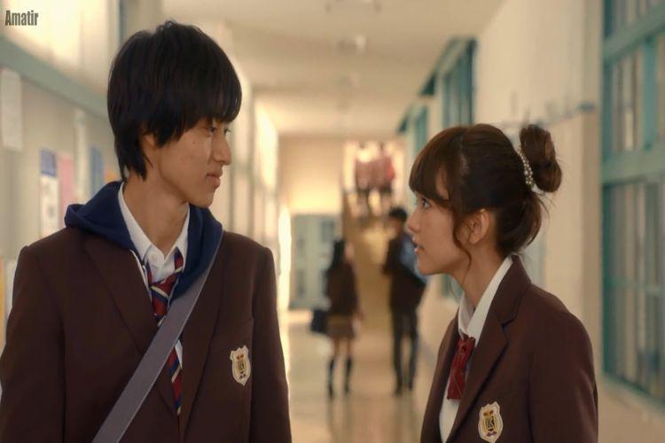 pilihan film romantis jepang terbaru