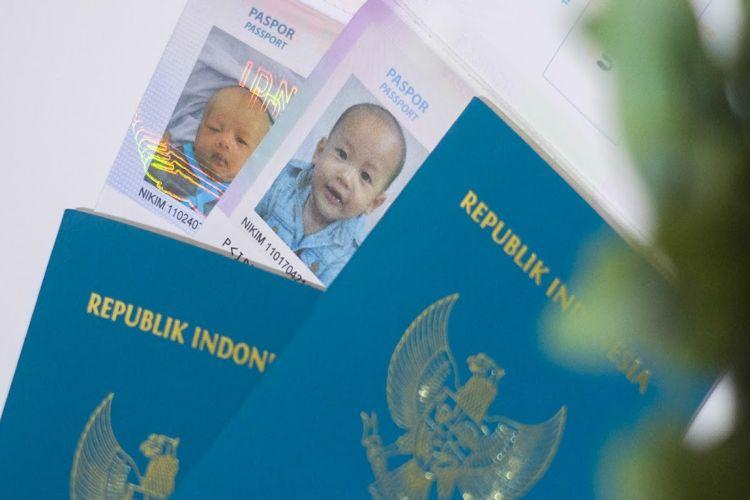cara membuat paspor anak