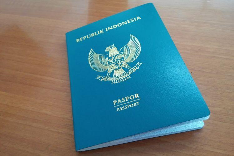 cara membuat paspor biasa