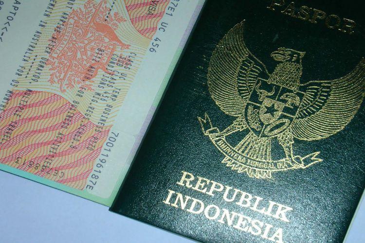 dokumen perpanjangan paspor