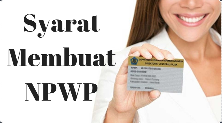 syarat membuat NPWP