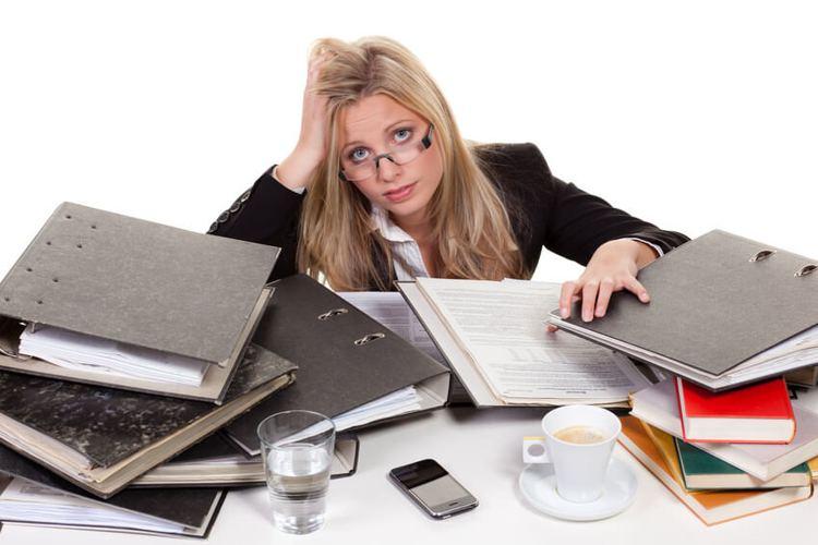 Hindari stress yang berlebih