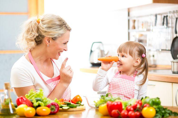 terapkan pola hidup yang sehat agar hamil semakin cepat