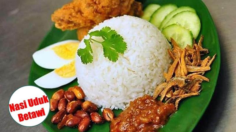 makanan enak khas betawi