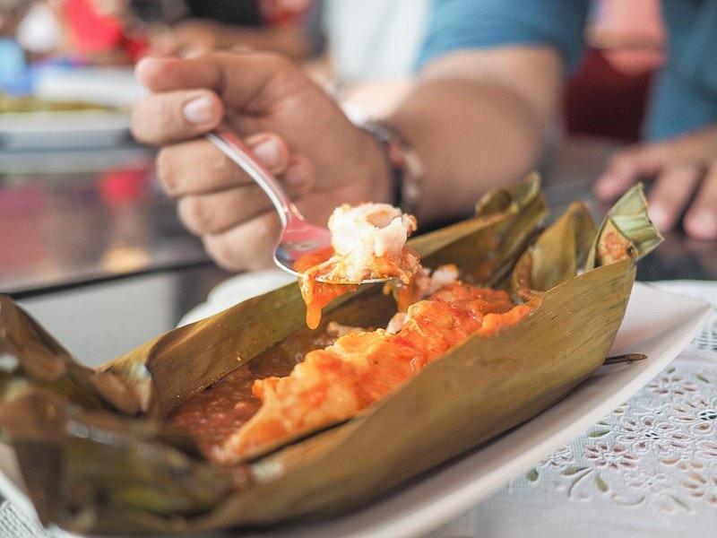 makanan pinggir jalan di Palembang