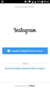 emmbuat instagram dengan facebook