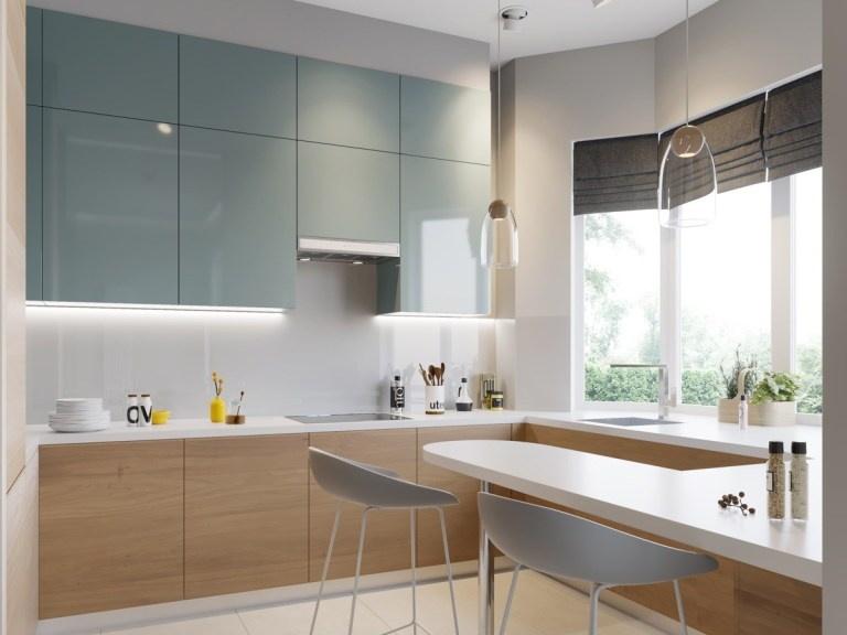 8 Desain dan Model Dapur Minimalis Sederhana Modern