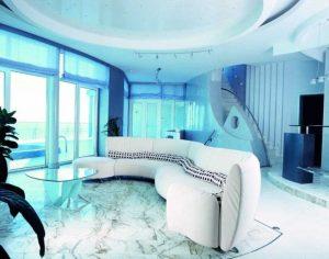 desain interior ruko minimalis 1 lantai - bagi-in