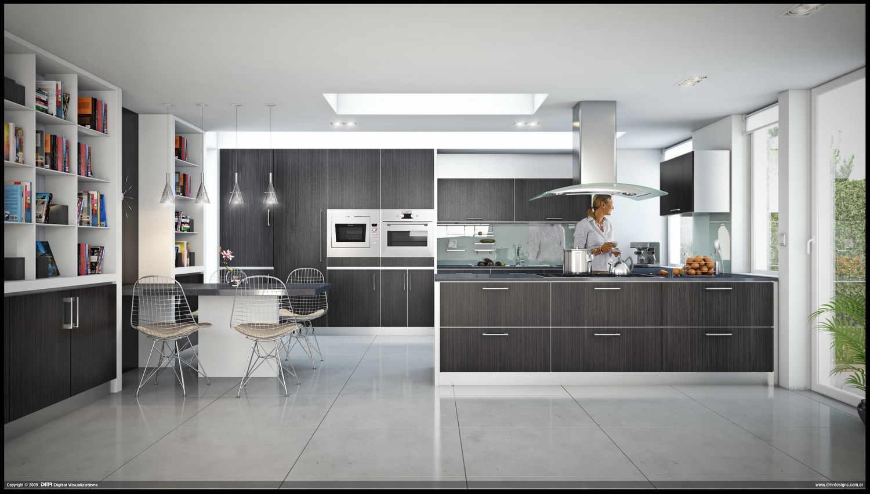 desain interior rumah minimalis gaya korea - Bagi-in.com