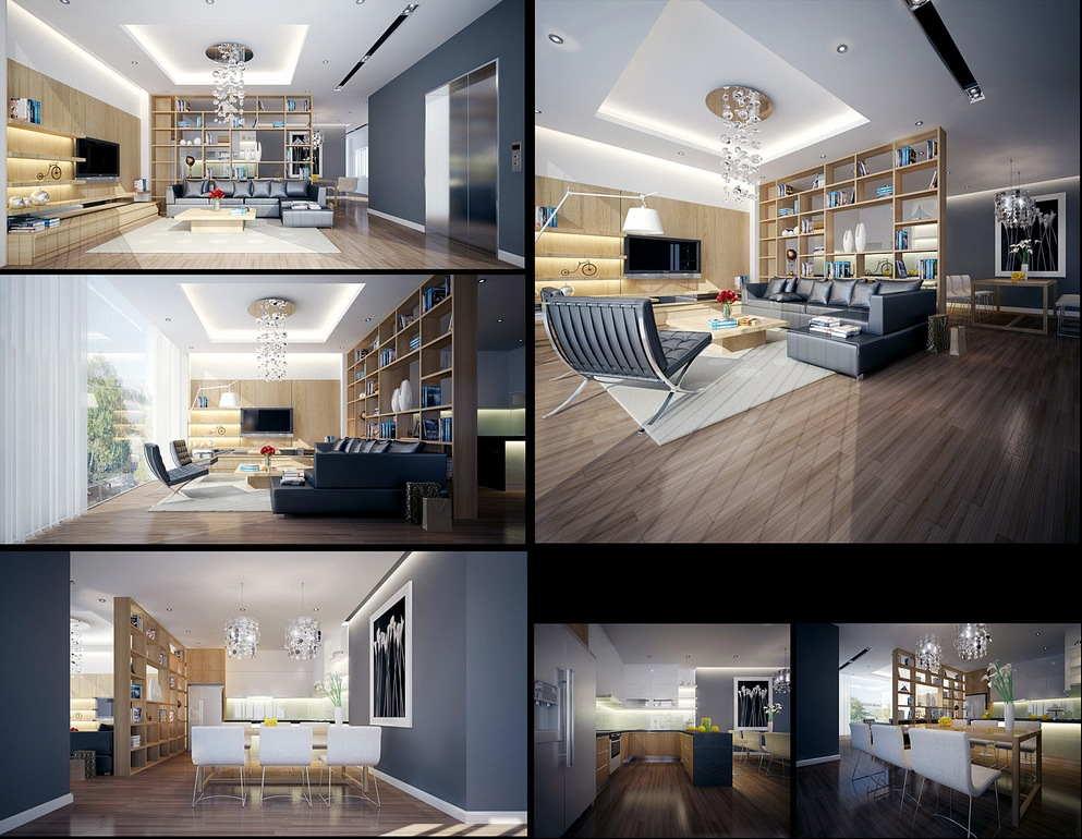200 Desain Interior Minimalis Sederhana Dan Modern Tahun 2020