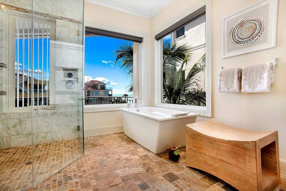 desain kamar mandi minimalis kloset duduk