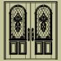 pintu minimalis lantai 2