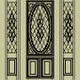 pintu minimalis lengkung