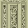 pintu minimalis masjid