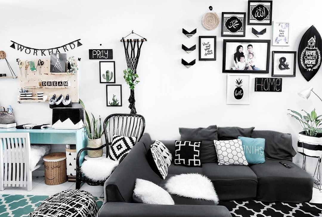 8 Desain Ruang Tamu Minimalis Sederhana Dan Modern Yang Elegan