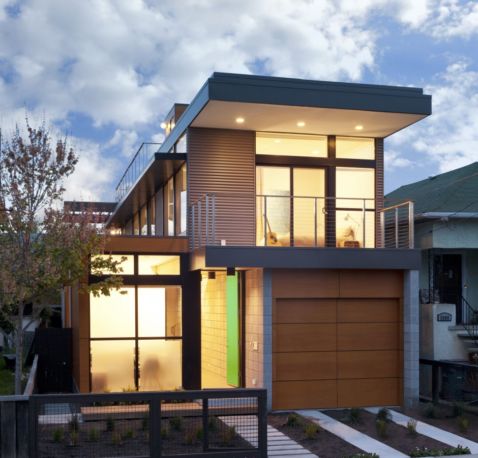 rumah minimalis gaya eropa