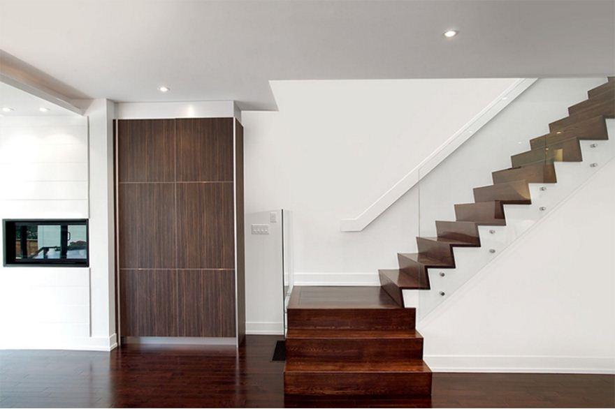 tangga minimalis modern
