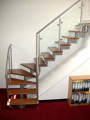 103+ model tangga minimalis mewah, modern, sederhana terbaru