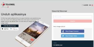 website my telkomsel